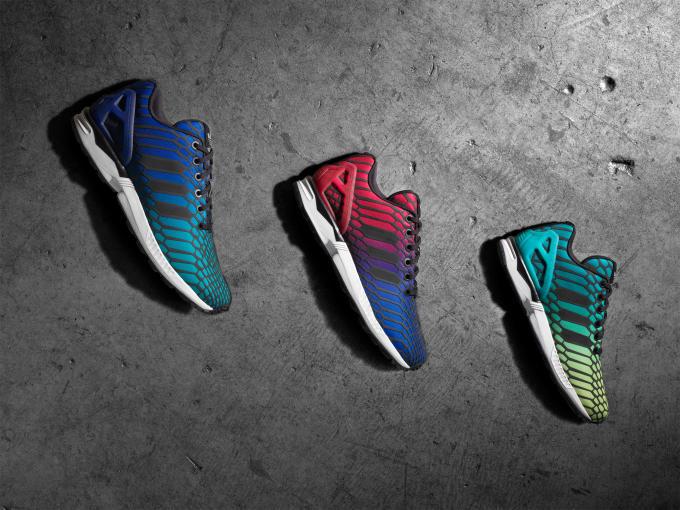 best website a86df 8ff15 adidas ZX Flux