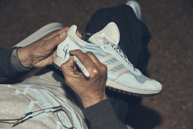 adidas new york carlos