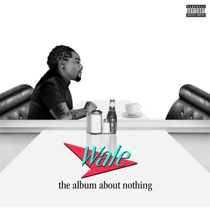 Wale Reveals The Album About Nothing Cover Art | Complex