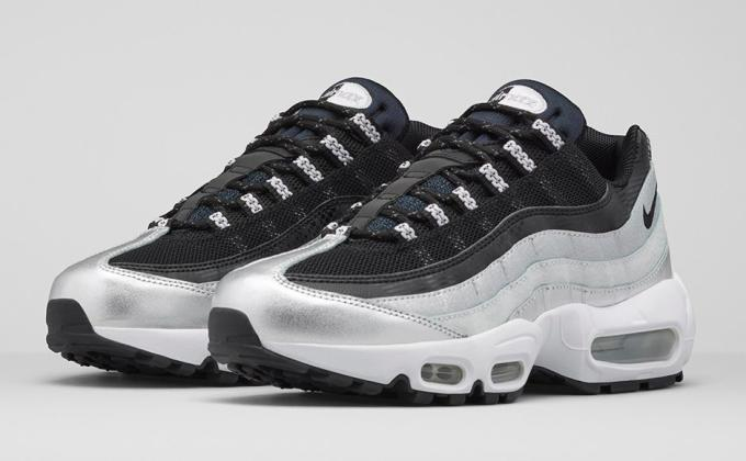 """outlet store faded f4aff Nike Air Max 95 """"Platinum"""""""