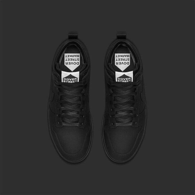 9eb38445c The Dover Street Market x Nike Dunks Just Got a New Colorway and ...