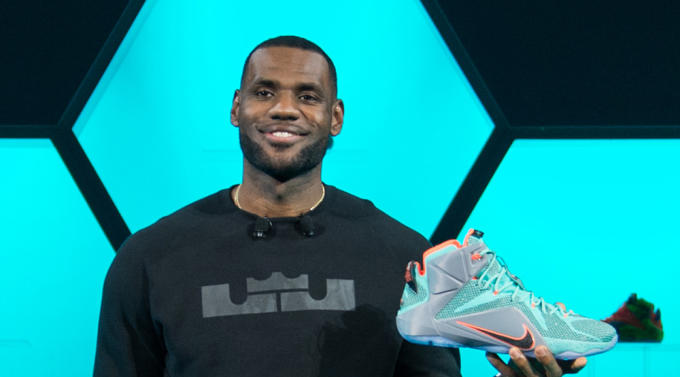 size 40 1fec9 202a6 LeBron James May Never Make a Billion Dollars From His Nike Deal ...