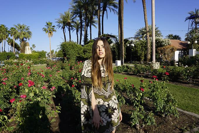Ryn Weaver Coachella 2015 by Faith Silva for Complex Magazine