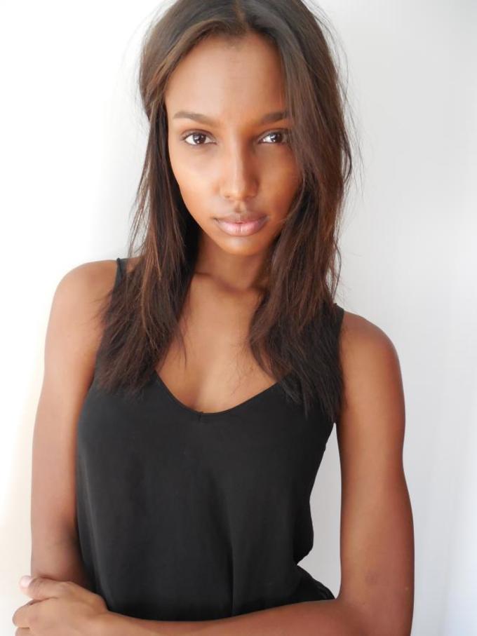 Jasmine Tookes/via IMG Models