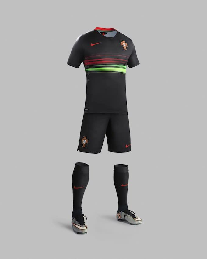 Portugal Kit Uniform