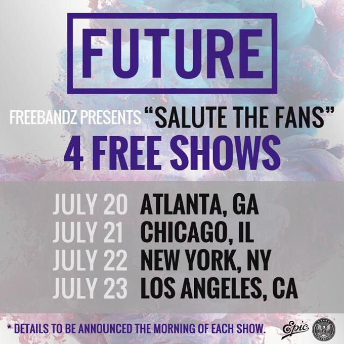 Future Announces Free