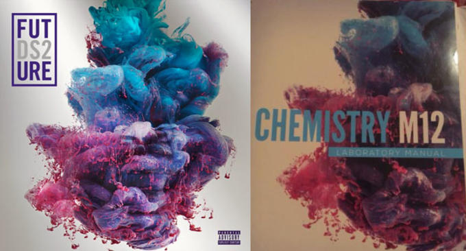 Future's 'Dirty Sprite 2' Album Artwork Is Also a Chemistry Book