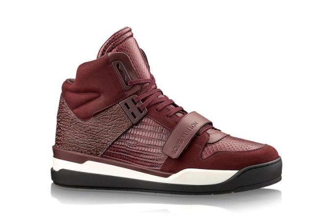 1bc55c061d9b Louis Vuitton TrailBlazer Sneaker Boot