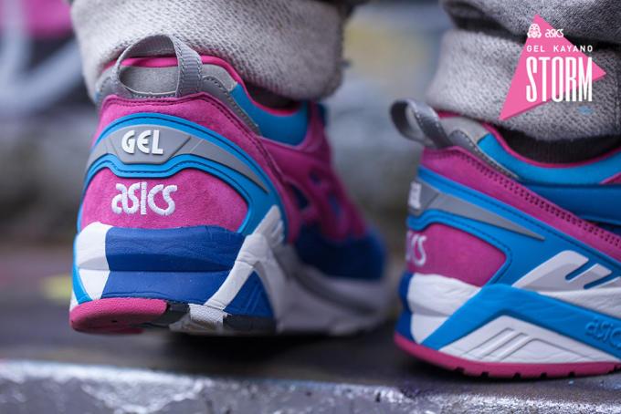 best sneakers 1aed1 f9128 The Footpatrol x ASICS Gel Kayano is Taking the ...