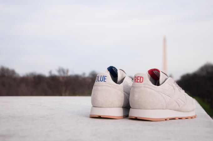 KENDRICK LAMAR X REEBOK CLASSIC LEATHER WILL RELEASE NEXT