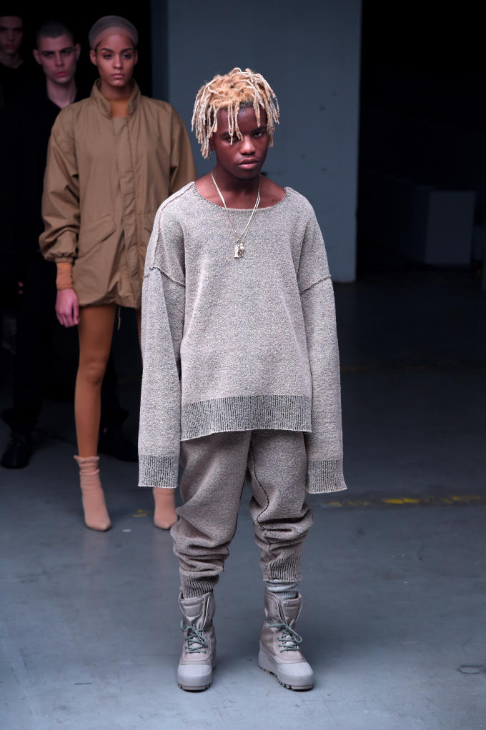 Here's the Entire Kanye West x adidas Collection