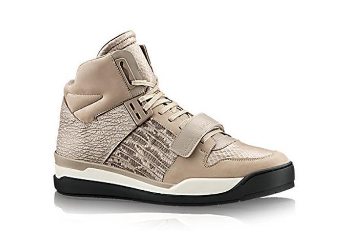 f3c51363e6de Louis Vuitton TrailBlazer Sneaker Boot