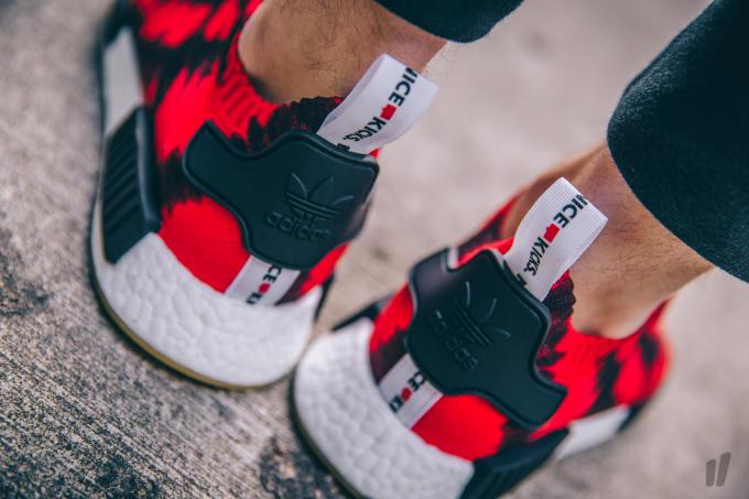 buy online ce636 9c48b Nice Kicks x adidas NMD Runner PK Global Launch | Complex