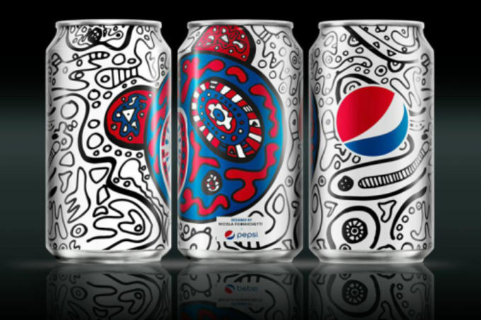c781d6a880c A long line of soda and designer collaborations, like the one between  former Diesel designer ...