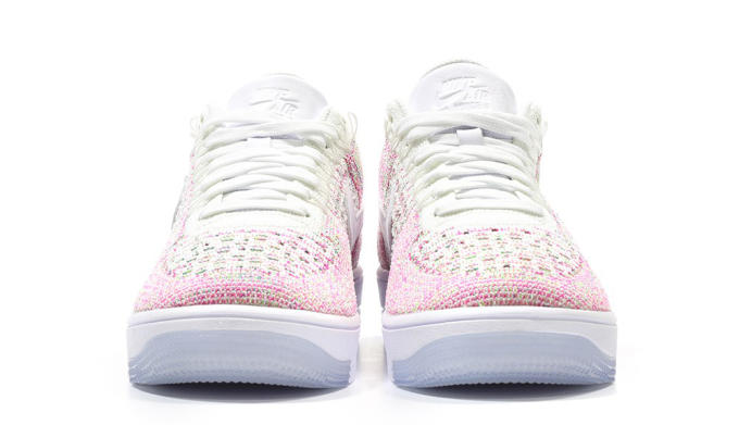 Women's 1 Force Nike Air Flyknit 3lcF1JuTK5