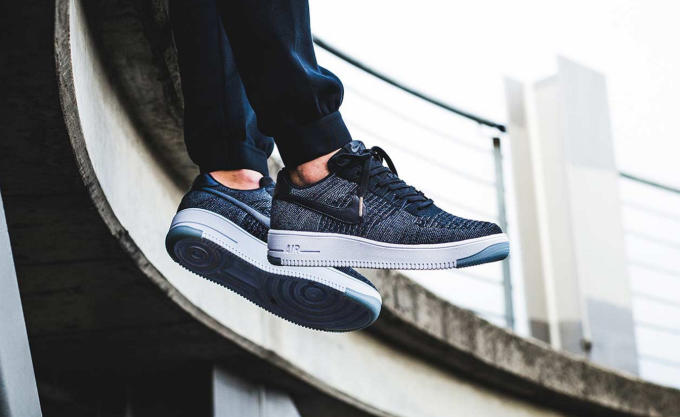 Nike Air Force 1 Ultra Flyknit Photo Editorial by Sneakers Magazine ...