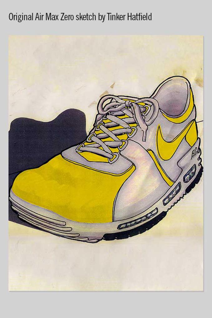 reputable site 9714f bcc5a Nike Air Max Zero