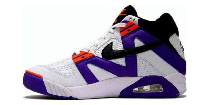 5d056b7783eb 2007 Retro via Hypebeast. POST CONTINUES BELOW. News Andre Agassi Nike Air  Tech Challenge ...