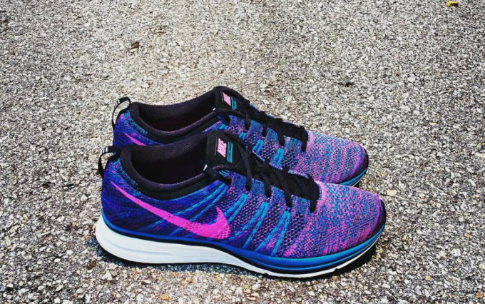 1bde2cc74f9b9 ... but we ll be crossing our fingers for a Flyknit Trainer retro somewhere  down the line. Who knows—maybe this colorway will finally drop then.