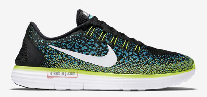 0063122de077 ... the Free RN Distance started arriving at Nike Running retailers  yesterday