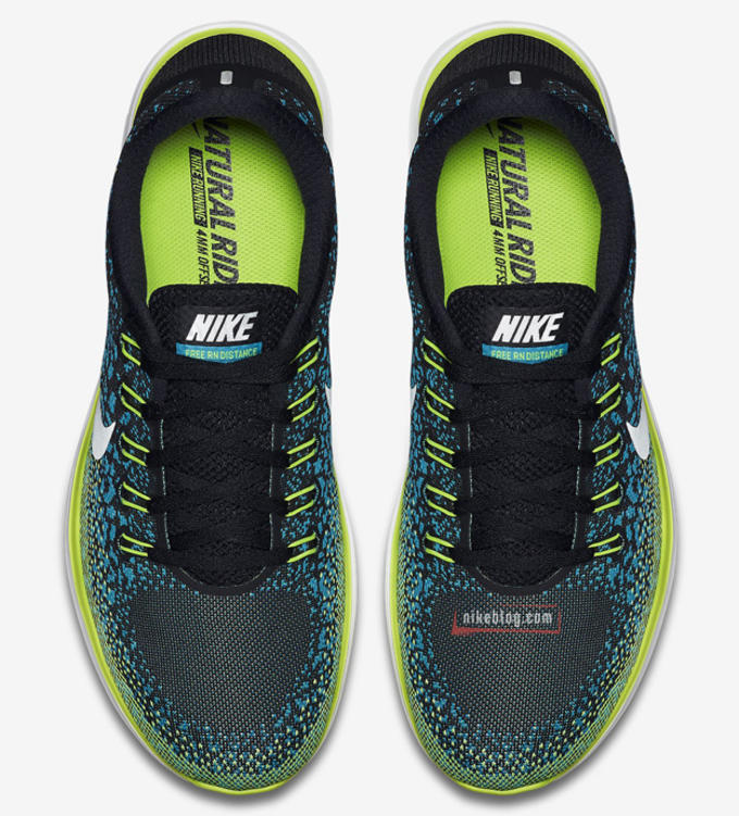 bccb464c24e2 ... the Free RN Distance started arriving at Nike Running retailers  yesterday