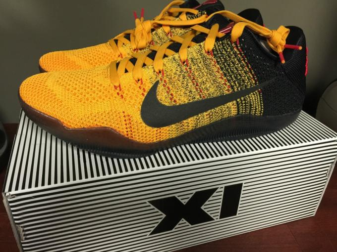 lowest price 4958b 76677 ... this could be one of the fastest sell outs for the Kobe 11 thus far.  Make sure youre prepared ahead of the launch if youre hoping to cop these.