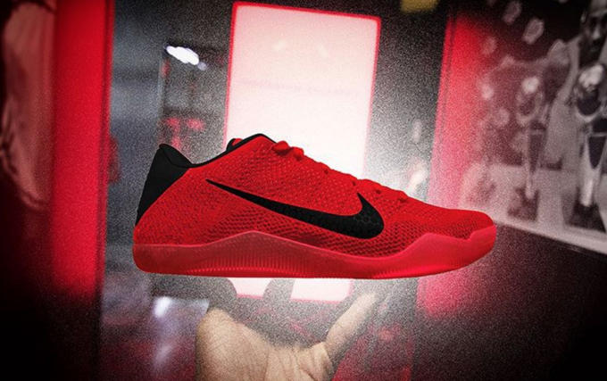 save off 46aa7 35b8b ... Nike will catch wind of these and end up releasing something similar  before it s all said and done. Until then, the Kobe 11 will debut in an