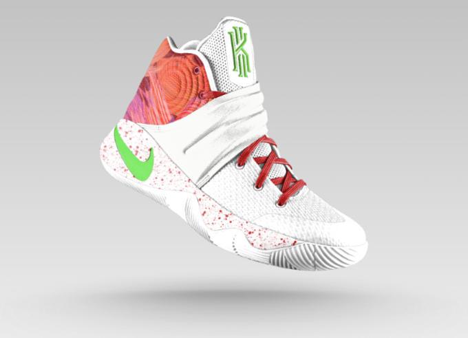 separation shoes 64845 c062d Krispy Kreme x NikeiD Kyrie 2 Available Now | Complex