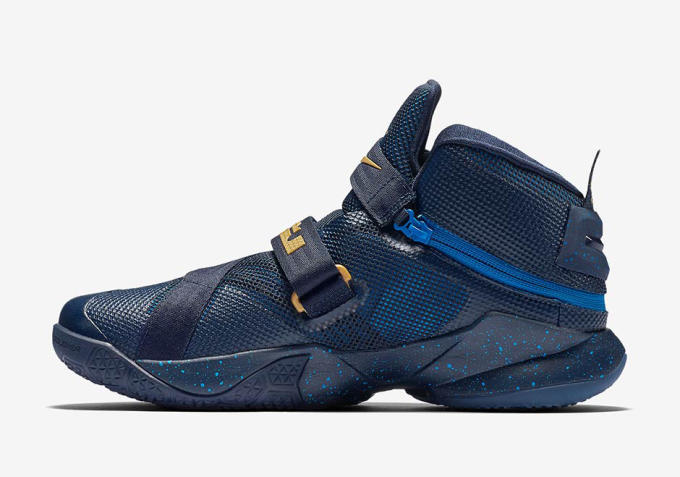 reputable site fcf3a 2066c Nike Zoom LeBron Soldier 9 Flyease   Complex