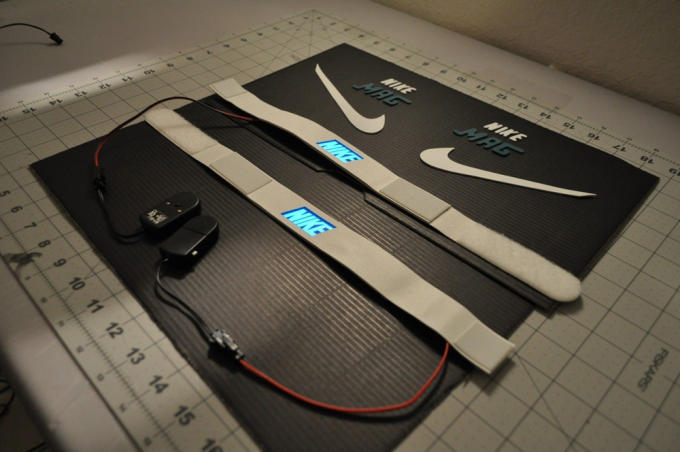 This Kit Turns Your Costume Nike Mags Into The Real Thing