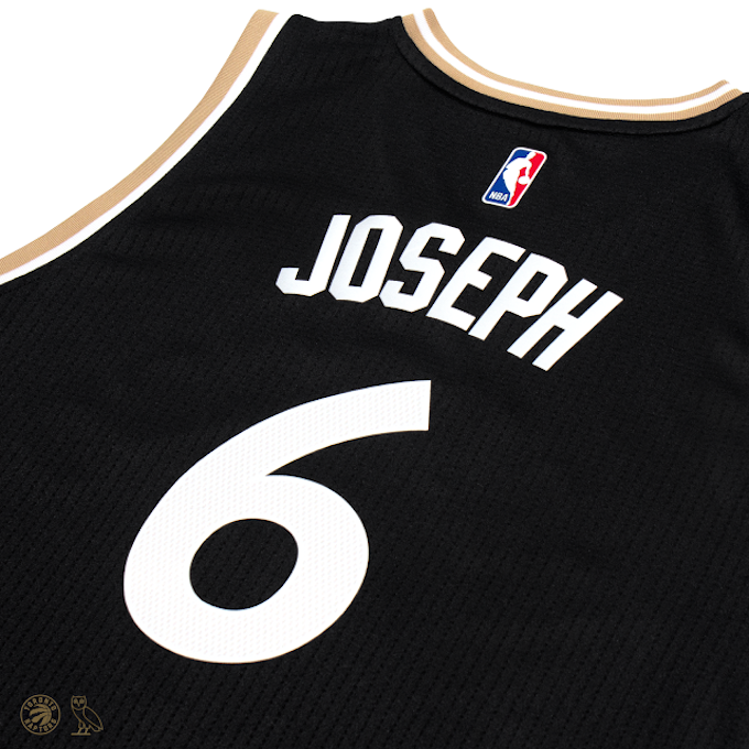 074ec310a73 ... a closer look at the Raptors' OVO-themed alternate jersey, head over to  OVO. If you're interested in buying the alternate jersey for yourself, ...