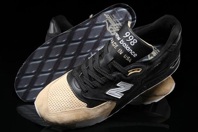 huge discount 18585 e7c64 Kicks of the Day: Premier x New Balance 998 | Complex