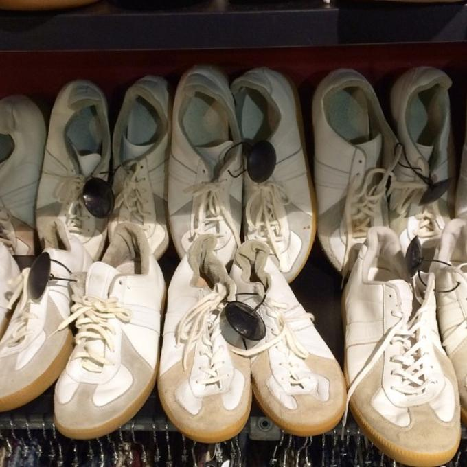 The German Army Trainer: From Army to Atelier | Margiela