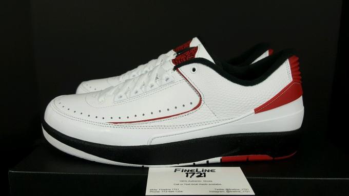 pretty nice 55954 f47f2 Air Jordan II Low OG