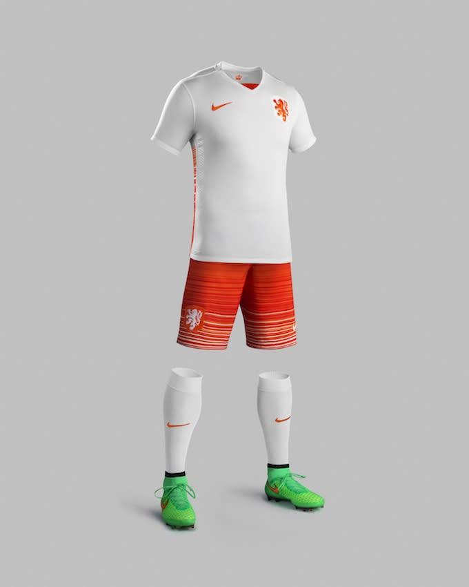 The Dutch Kit Uniform