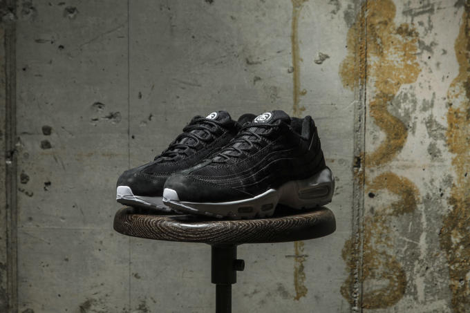 sports shoes c9793 cf0c0 There s no confirmed price for these yet, but each colorway will be  dropping tomorrow, December 11, from Nikestore and Stussy online as well as  Stussy ...