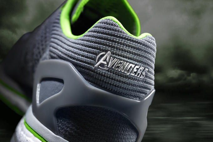 Marvel is Teaming up With adidas on a Heroic 'Avengers