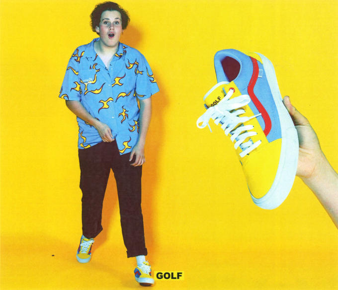 820736f426b1 Golf Wang x Vans Old Skool