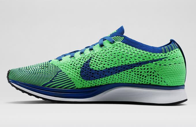 38c50eefa003 Kicks of the Day  Nike Flyknit Racer