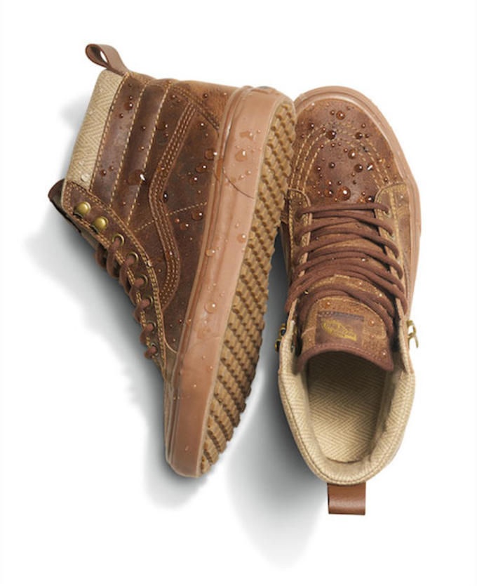12fb70e56c Vans Mountain Edition Weatherized Collection