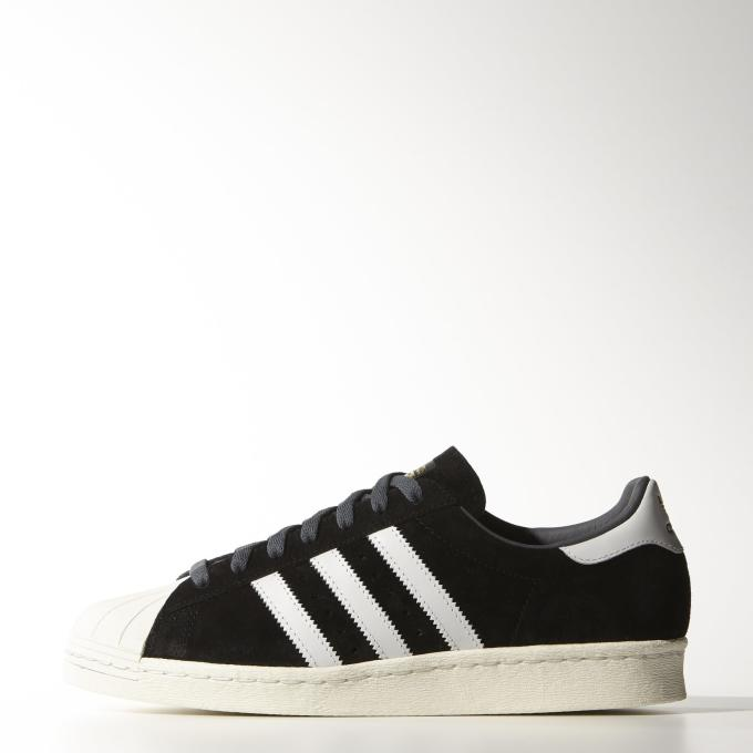 huge selection of db458 eb5ec Kicks of the Day: adidas Superstar 80s Vintage Deluxe Suede ...