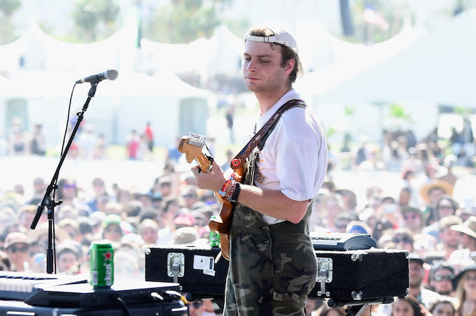 Mac Demarco by Frazer Harrison/Getty Images