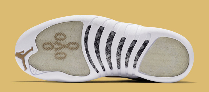 OVO Air Jordan 12 White Sole