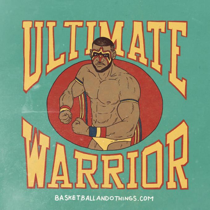 Arturo Torres Lebron Warrior