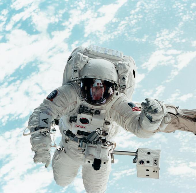 Astronaut Supreme References