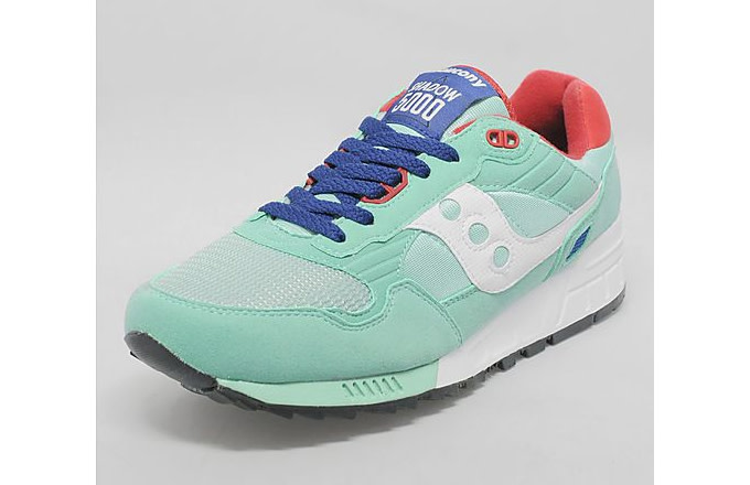 detailed look e370f b3f8a Saucony Shadow 5000