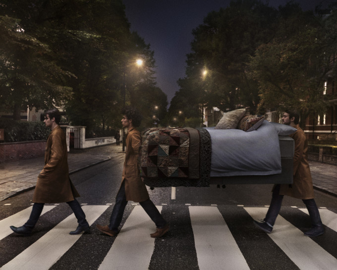 Abbey Road Bed