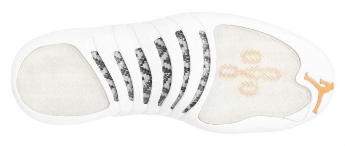 watch 75dcf 3c33e Air Jordan 12 OVO Release Date Sole 873864-102