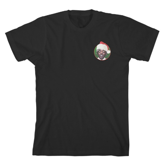 Lil Uzi Vert Releases a Christmas-Themed Tee