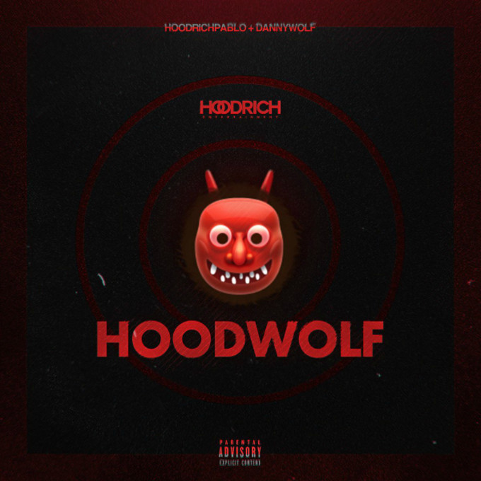 'Hoodwolf' cover
